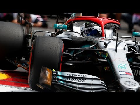 How Does Suspension Work on a Formula One Car""