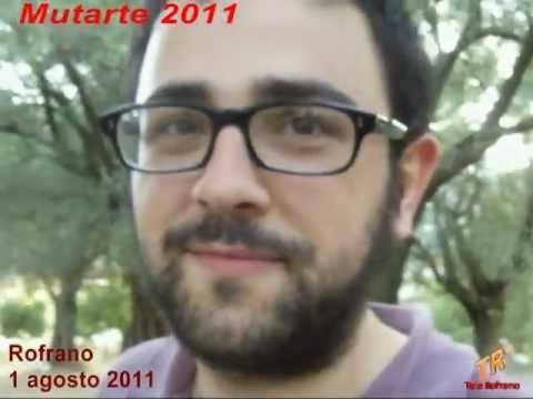 Preparativi Mutarte 2011 - Rofrano 1 agosto 2011