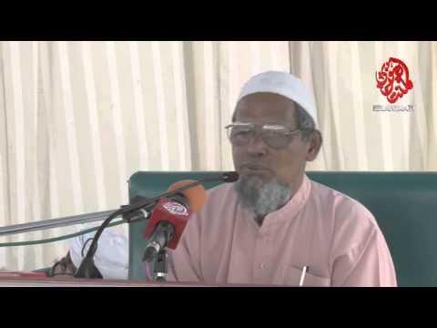 Dato' Tuan Guru Haji Muhammad Daud Al-Iraqi | Kuliah Jumaat 8 Feb 2013