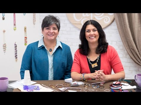 Artbeads Cafe - Jewelry-Making Basics with Cynthia Kimura and Yvette!