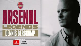 Full Documentary | Dennis Bergkamp | Arsenal Legends
