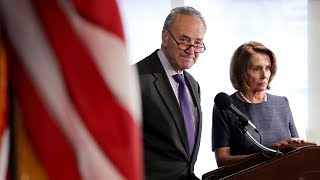 Watch live: Pelosi, Schumer respond after Trump decries claim of 'cover-up'