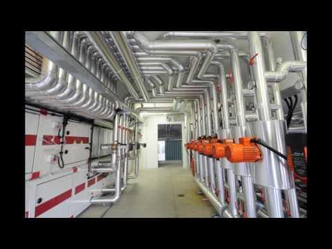 Hospital Ahu and Hvac Equipments
