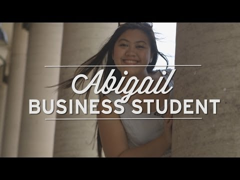 Abigail talks about why she chose to study at Bond