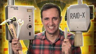 MIX PALESTRAS | Iberê Thenório | O que tem DENTRO da máquina de RAIO-X