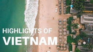 Epic Video of Vietnam from Above | DJI Mavic Pro | 4K