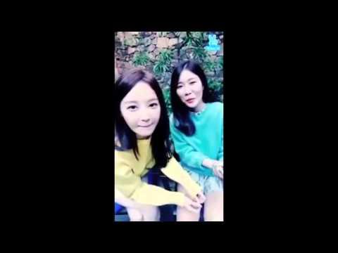 다비치 분들 태양군 언급!! ^ ^