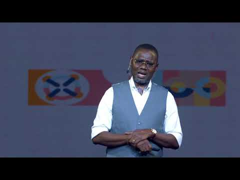 POVERTY CONNECTS WITH CRIME | Lawrence Macaulay Pepple | TEDxPortHarcourt