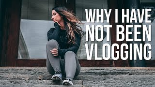 Am I Still Cutting? Why I Haven't Been Vlogging