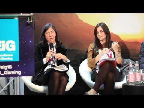 EiG2016: Teresa Monteiro, Vice-President of Turismo de Portugal at GiocoNews roundtable