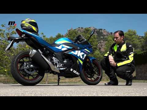 Suzuki GSX 250 R | Prueba / Test / Review en español | motos.net