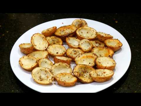 WaGrown Red Potatoes S3E7: Red Potato Canapé