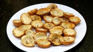 Red Potato Canapé