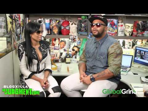 Karlie Redd Disses Yung Joc, Benzino, & Shows Her Butt Is Real