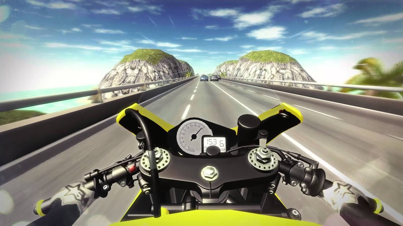 Играй Highway Traffic Rider На ПК 2
