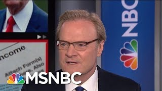 Lawrence O'Donnell: GOP Tax Bill Is 'Breathtakingly Bad'   Velshi & Ruhle   MSNBC