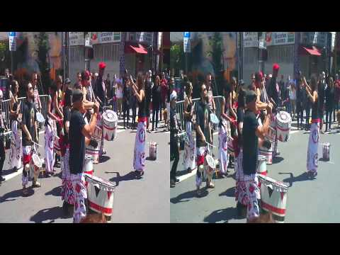 Batala San Francisco @ Sunday Streets Mission (YT3D:Enable=True)