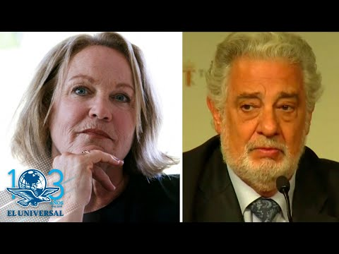 Nueve mujeres acusan a Plácido Domingo de acoso sexual