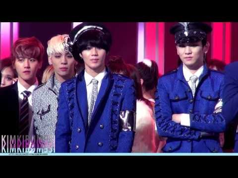 [HD fancam] 131231 MBC가요대제전 SHINee - ending