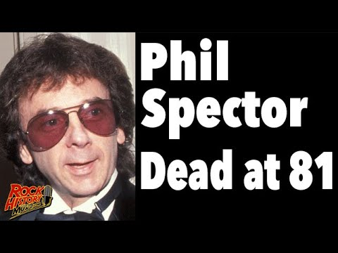 Legendary Producer, Convicted Murderer, Phil Spector Has Died