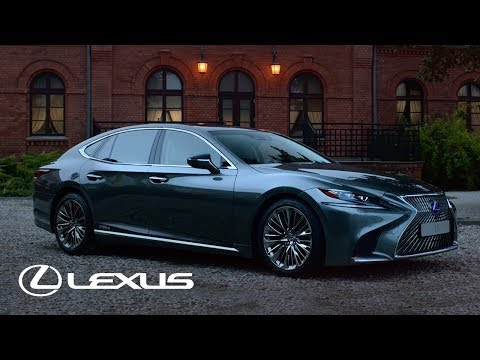 Lexus LS 500h – BORN TO PIONEER