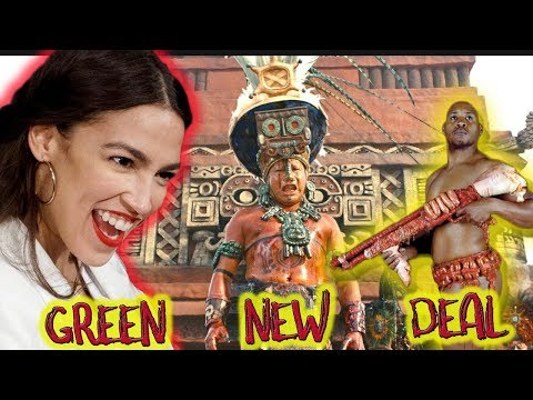 """Green New Deal vs. Meat : """"The Year of the Vegan"""" is upon us 