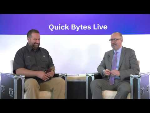 Quick Bytes Live with Kevin Ashton — Extended Interview