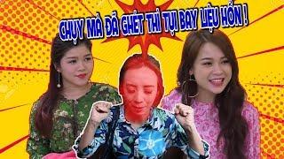 """Thu Trang hóa NGỰ TỶ bắn tiếng Thái khiến Sam """"nổ não""""   SM"""