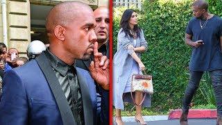 Reglas que Kanye West hace que Kim Kardashian siga ¿Se ha vuelto loco?