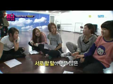 K-pop star hidden Clip E03 - BoA's Besteen VS J-Y-P's 2000won