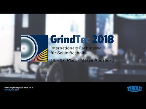 TYROLIT at the Grindtec 2018