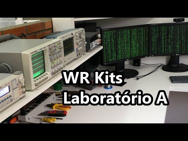 Conheçam o NOVO Laboratório A WR Kits!