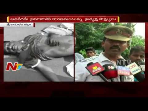 One dead in road accident in Srikakulam