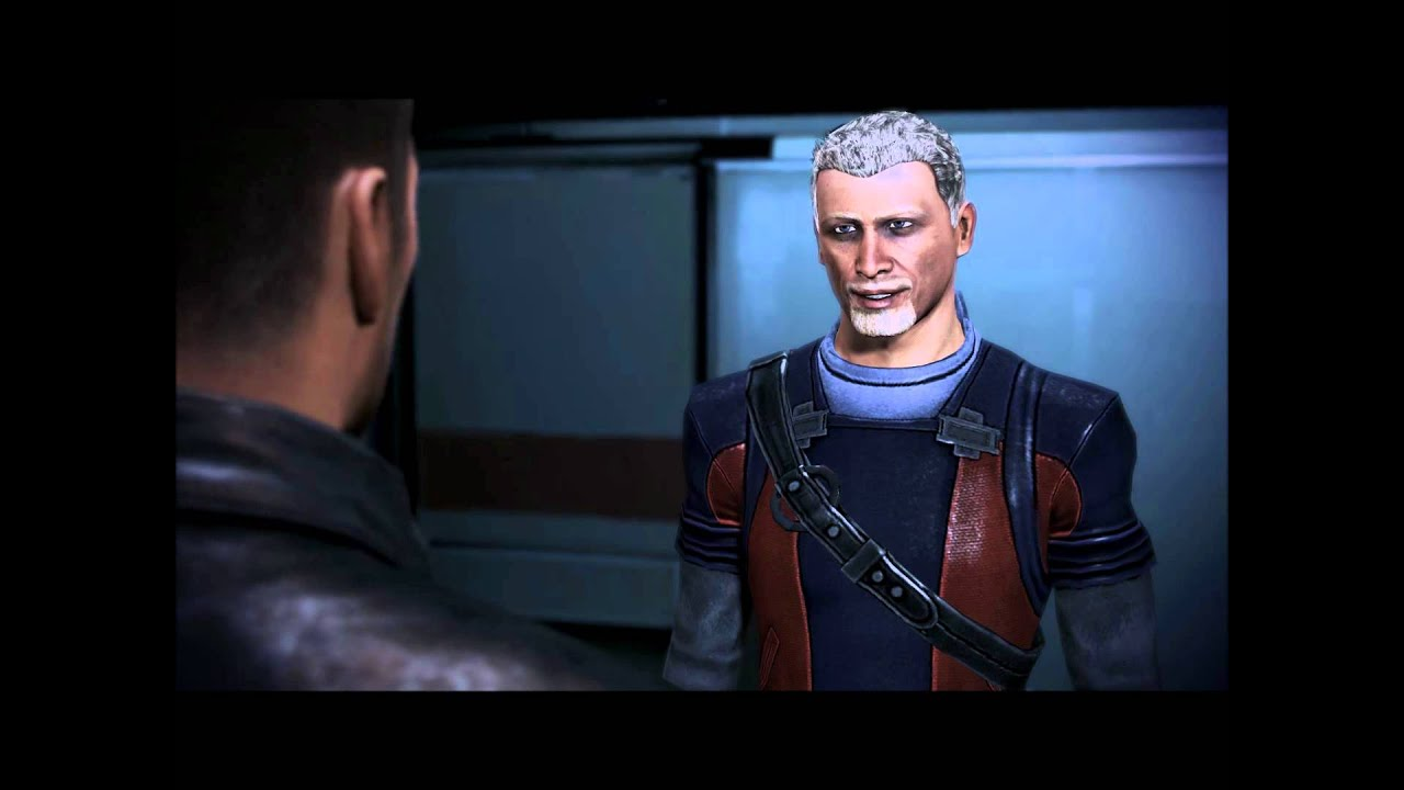 Mass Effect 3: Conrad Verner Death