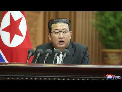 Kim Jong Un offers to reopen inter-Korean hotline