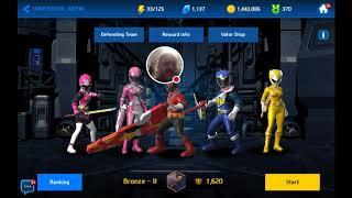 Power Rangers All Stars - Get ready for Black Dino Thunder Tommy