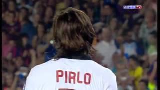 "Pirlo từng ""gãy"" khi sút penalty kiểu Panenka   Euro 2012"