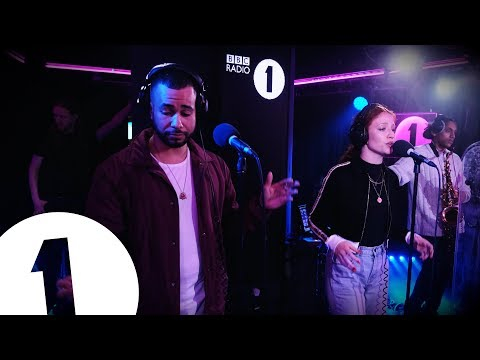 Rudimental - These Days ft Jess Glynne and Dan Caplen in the Live Lounge