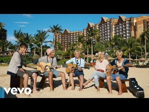 R5 - I Want U Bad (Live At Aulani) - Smashpipe Music Video