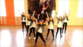 Monika Cywińska || DANCEHALL class LIBERE || Vybz Kartel- Fresh