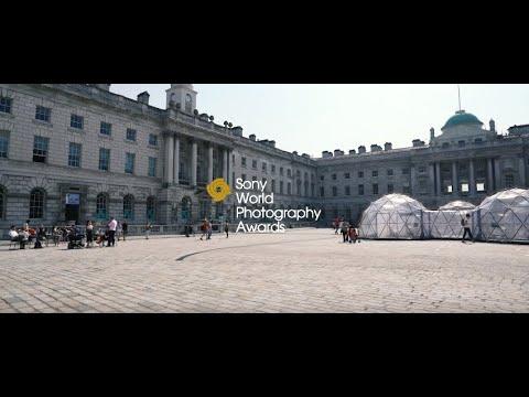 Sony World Photography Awards. Выставка в Сомерсет-Хаус, Лондон