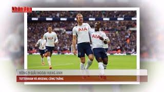 Tin Thể Thao 24h Hôm Nay (19h - 23/10): Vòng 9 Ngoại Hạng, Tottenham Hạ Đo Ván Quỷ Đỏ Liverpool