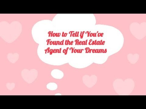 How to Know if You've Found the Real Estate Agent of Your Dreams! | Teresa Ryan | Ryan Hill Group