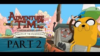 ADMIRAL CANDY CORN - Adventure Time Pirates of the Enchiridion (FULL GAME PART 2)
