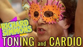 CARDIO and TONING 15 Minute Sweat | Richard Simmons