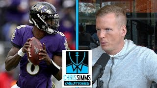 NFL Week 14 Game Review: Ravens vs. Bills | Chris Simms Unbuttoned | NBC Sports