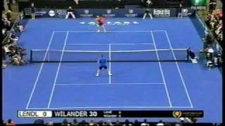 Ivan Lendl  exhibition 2010 part 1.mp4