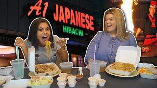 Japanese Food Mukbang! | Steph Pappas