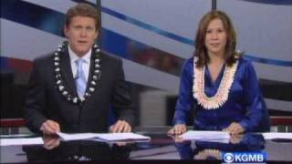 Hawaii News Now at 6 Open on KGMB