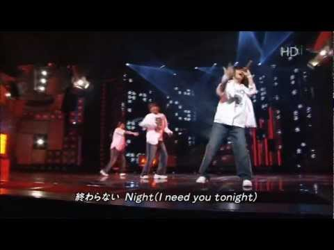 w-inds. - SUPER LOVER~ I need you tonight~